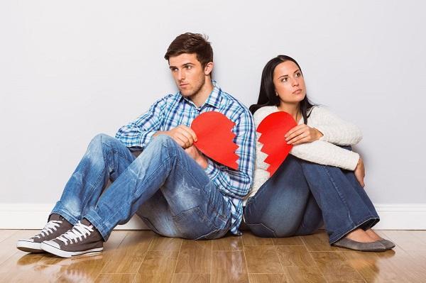 расторжение брака