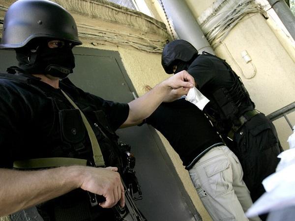 задержание за сбыт наркотиков