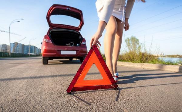 порядок действий водителя при ДТП