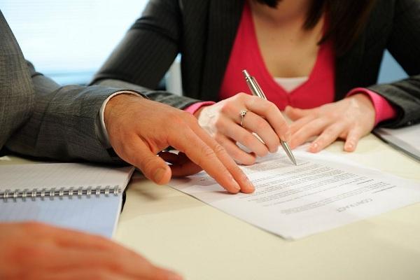 как составить договор с юристом