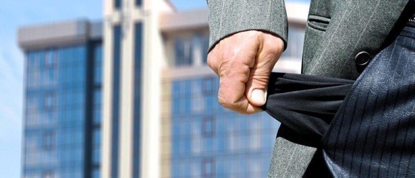 Как подать на банкротство юридических лиц?